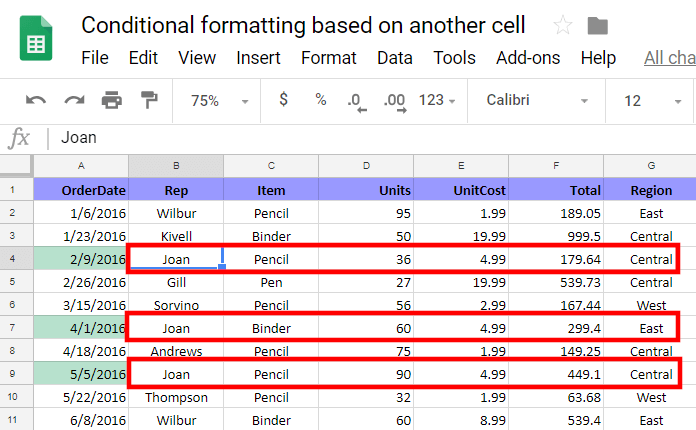 Only one cell